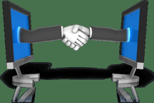 Prietenii virtuali