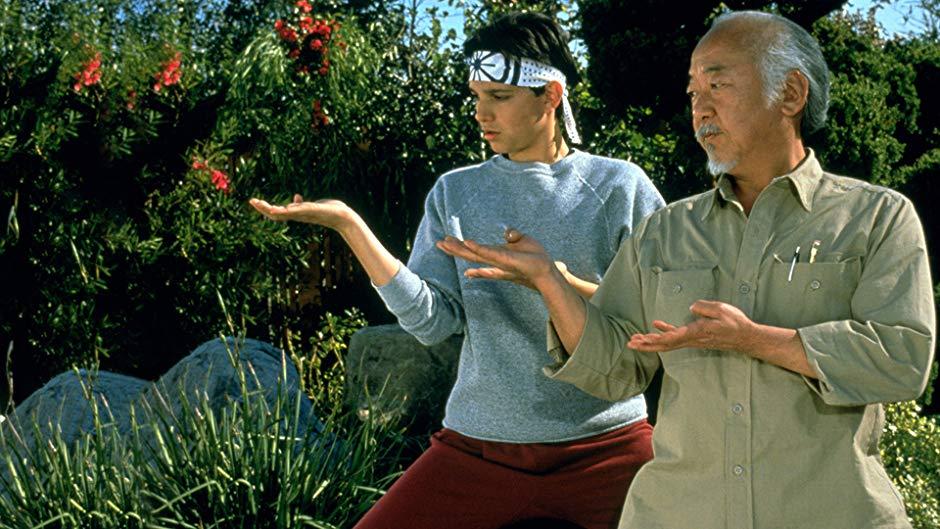 antrenorul de karate