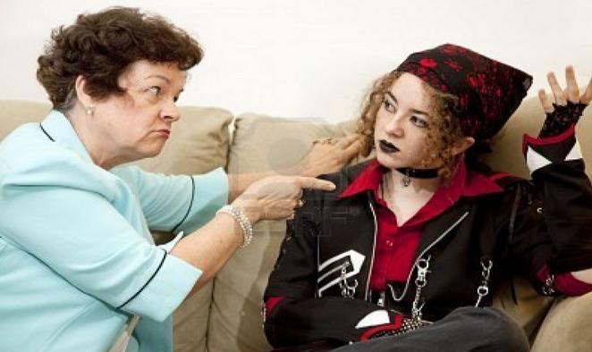 Conflictul dintre generații